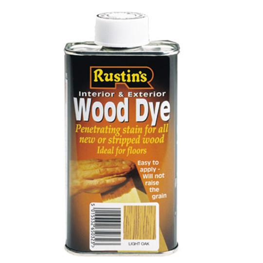 Барвник для деревини Wood Dye Ebony (чорне дерево)