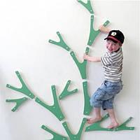 Детский скалодром KIDIGO Невероятные Веточки
