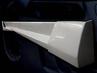 Накладки на пороги для Chevrolet (Модель №4), Шевроле