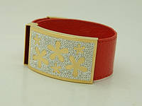 Женские кожаные браслеты оптом .571