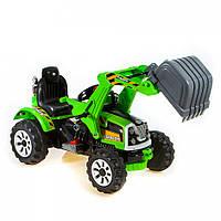 Детский электромобиль X-Rider М223B зеленый