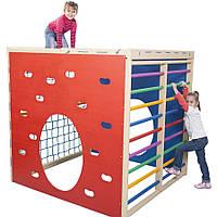 Спортивный детский комплекс для дома и улицы SportBaby Непоседа