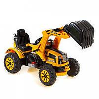 Детский электромобиль X-Rider М223B желтый