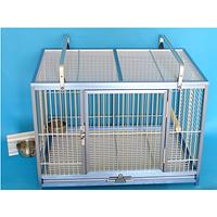 Переноска для попугаев (алюминий) (51х73х52)