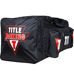Командная сумка TITLE Super Heavyweight Team Equipment Bag
