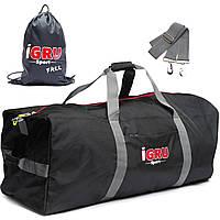 Спортивная сумка-рюкзак IGRU Sport Supremacy 400 Extended Hybrid Edition