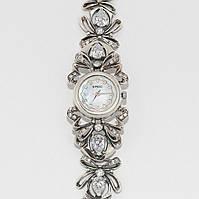 Женские серебряные часы 7110031