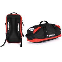 Спортивная сумка-рюкзак FIGHTING Sports Undisputed