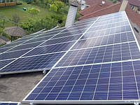 Сетевая станция мощностью 13 кВт в Днепре