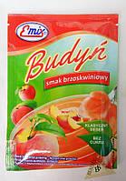 Пудинг с персиковым вкусом сухой десерт концентрат 41 гр Emix Польша
