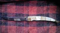 Нож складной Ракушка качественный нож дорогой на подарок