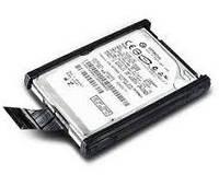 Жорсткий диск (вінчестер) HDD і SSD-диск в ноутбуці