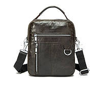 Мужская кожаная сумка Marrant | размер L, фото 1