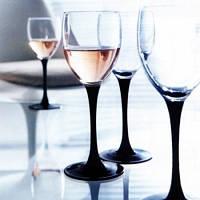 Набор бокалов для вина Luminarc ОСЗ Domino J0042 190мл, 6шт