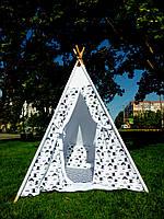 """Детский игровой домик, вигвам, палатка, шатер, шалаш """"Джентльмен"""""""