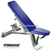 Скамья атлетическая FOREMAN FW-702