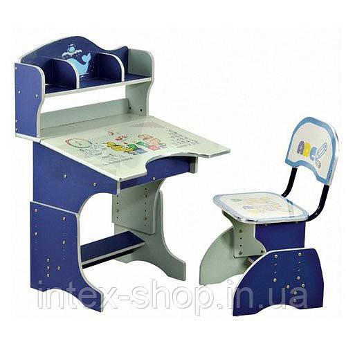 Детская парта + стул Bambi (Metr+) HB 2878-01