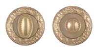 Поворотник FUARO  BK6 SM- PB-10(французкое золото)