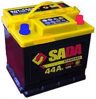 Аккумулятор SADA Standart 6CT-44Аз STD (Левый +)