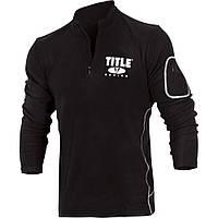 Джемпер спортивный TITLE Boxing Flex Fleece Quarter-Zip Pullover