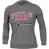 Женский реглан TITLE Boxing