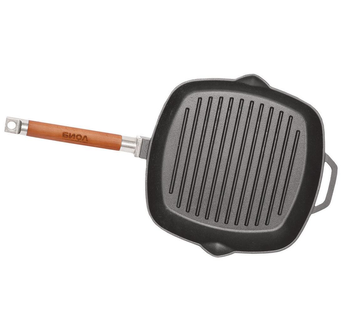 Сковорода-гриль БІОЛ 1028 (280х45 мм)