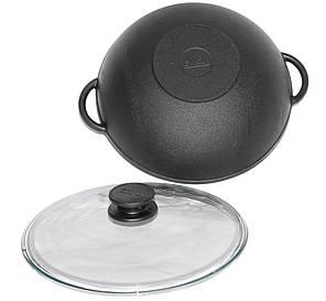Сковорода WOK БІОЛ 0526С (260х93 мм), фото 2