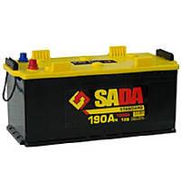 Аккумулятор SADA Standart 6CT-190Аз STD (Нижний +)