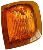 Стекло указателя поворота ВОЛГА 31029 - 3110, Газель Соболь старого образца (оранжевый) 1шт любая сторона (пр-во Россия)