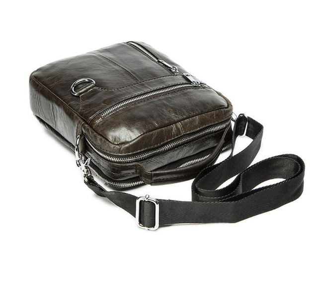 Мужская кожаная сумка Marrant