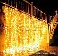 Гирлянда штора 3х3 м 750 LED