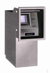 Сломался, потеряли ключ от банкомата