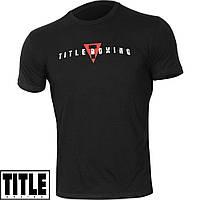 Мужская футболка TITLE Boxing Imprint Tee