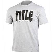 Мужская футболка TITLE Boxing Tee T-Shirt