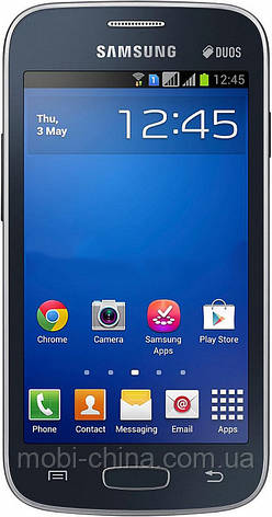 Смартфон Samsung Galaxy Star Advance Duos G350E Black, фото 2