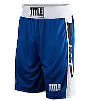 Боксерские шорты TITLE Aerovent Elite Boxing Trunks