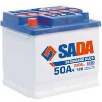 Аккумулятор SADA Standart Plus 6CT-50Аз SP (Левый +)