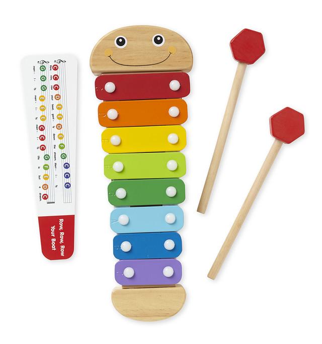 Музыкальная игрушка от ТМ Melissa&Doug
