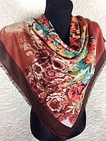 Осенне-весенний платок №666 (4)
