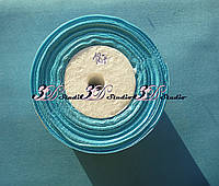 Лента атласная цвет №187 (небесно-голубой) шириной 5 см