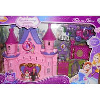 Замок принцессы свет, музыка