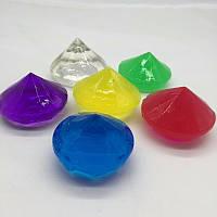 Гидрогелевые алмазы, фигурки растущие в воде, Orbeez Орбиз