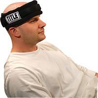 Утяжелитель для мышц шеи TITLE Boxing