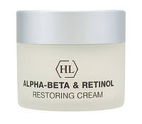 Holy Land ALPHA-BETA & RETINOL Restoring Cream Восстанавливающий кремХоли Ленд 50мл