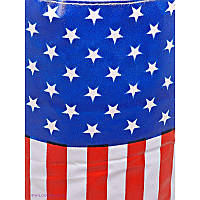 Боксерский набор груша и перчатки NEPOSEDA Американский флаг