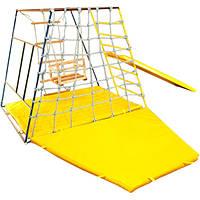 Гладиаторская сетка для спортивно-игровых комплексов NEPOSEDA