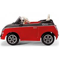 Электромобиль PEG-PEREGO Fiat 500 Red/Grey