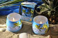 Свечи Парадайз в стакане, ароматизированные