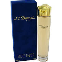 Женская парфюмированная вода Dupont Pour Femme (Дюпон Пур Фем)