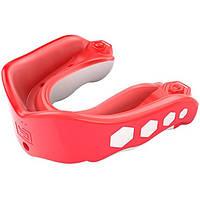 Ароматизированная боксерская гелевая капа SHOCK DOCTOR Gel Max Flavor Fusion Mouthguard